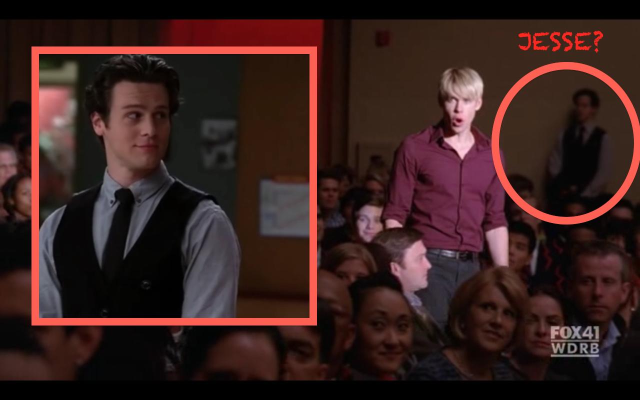 Glee Season 4 Sectionals