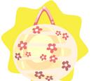Luminous Japanese Lantern