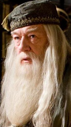 Michael Gambon - Harry Potter Wiki