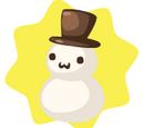 Cute Mini Snowman