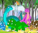 Land Before Time Wiki/OC/Prehistoric Pals of the Unite Herds