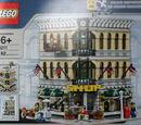Großes Kaufhaus 10211