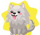Arctic Dog Plushie