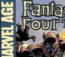 Marvel Age: Fantastic Four Tales Vol 1 1