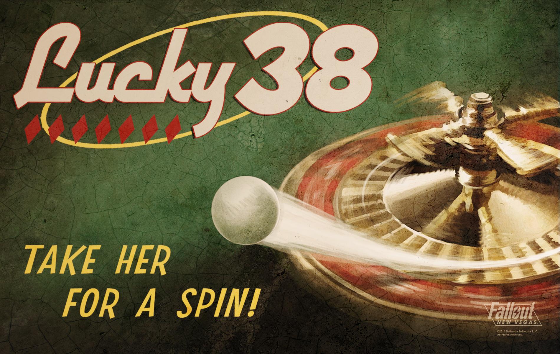 Lucky 38 fallout wiki - Fallout new vegas skyline ...
