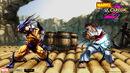 Marvel Vs Capcom 2 wallpaper - Wolverine & Ryu.jpg