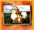 Growlithe (Base Set TCG)