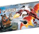 7017 Viking Catapult vs. Nidhogg Dragon