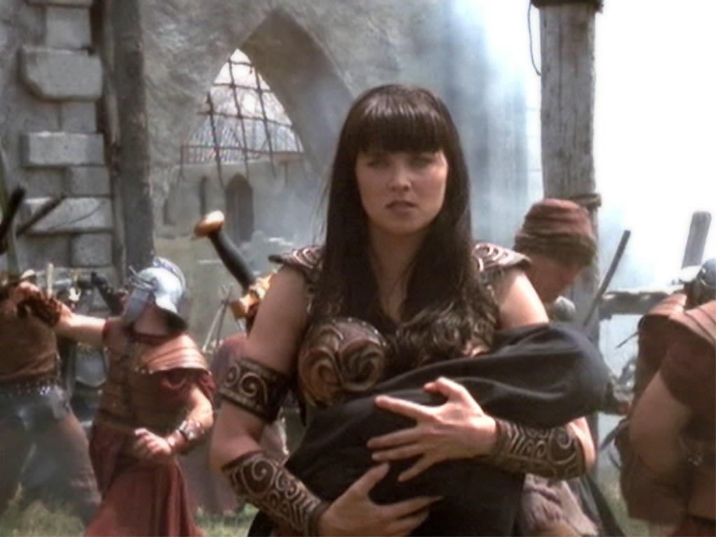 Amphipolis Under Siege - The Xena: Warrior Princess and ...