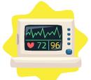 Electrocardiogram Machine