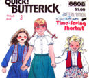 Butterick 6608