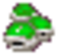 Triple Green Shell (Mario Kart Super Circuit).PNG