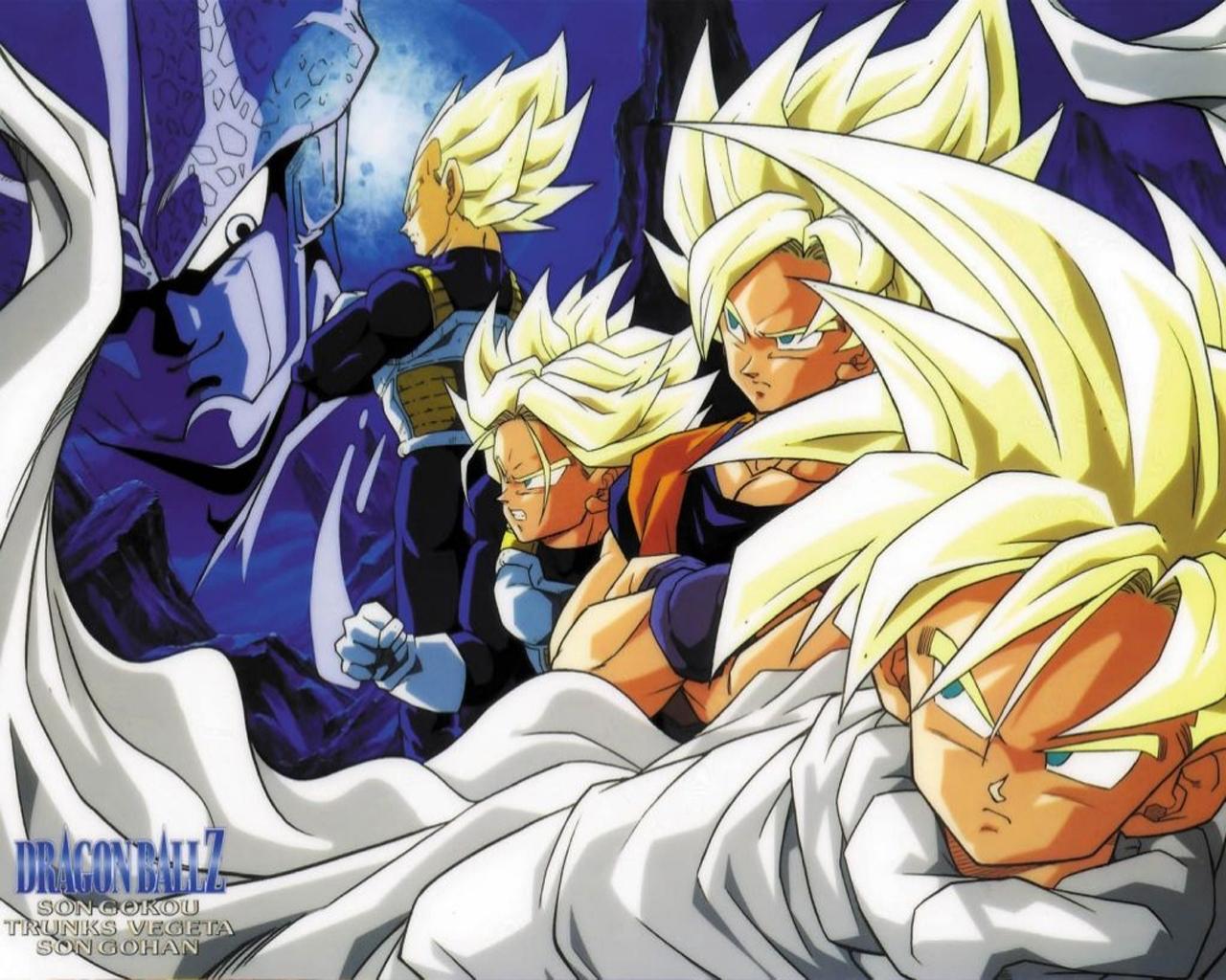Dragon Ball Z Wallpapers Gohan: Son Gohan Wallpaper.jpg