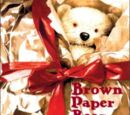 Brown Paper Bear