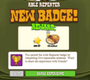 Able Repeater Badge