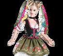 Oktoberfest Barbie Doll