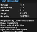 Helot Minigun