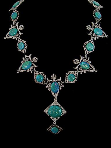 opal necklace harry potter wiki wikia