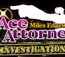 Ace Attorney Logos