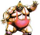 Slam Masters Characters