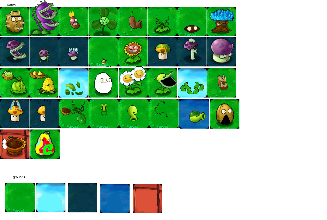 Plants vs  Zombies 2: It's About Time - Wikipedia - Plants