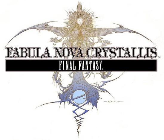 fabula nova crystallis final fantasy the final fantasy