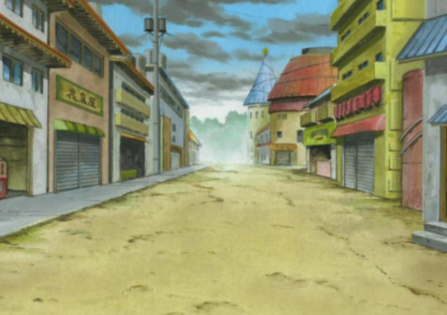 Wohnung von Uchiha Daisuke Stadt