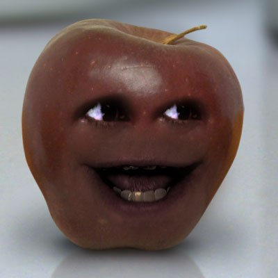 Orange midget apple Annoying