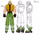 Cannon Spike Concept Art