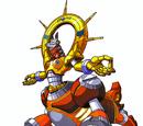 Mega Man X3 Character Images