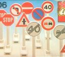 6306 Road Signs