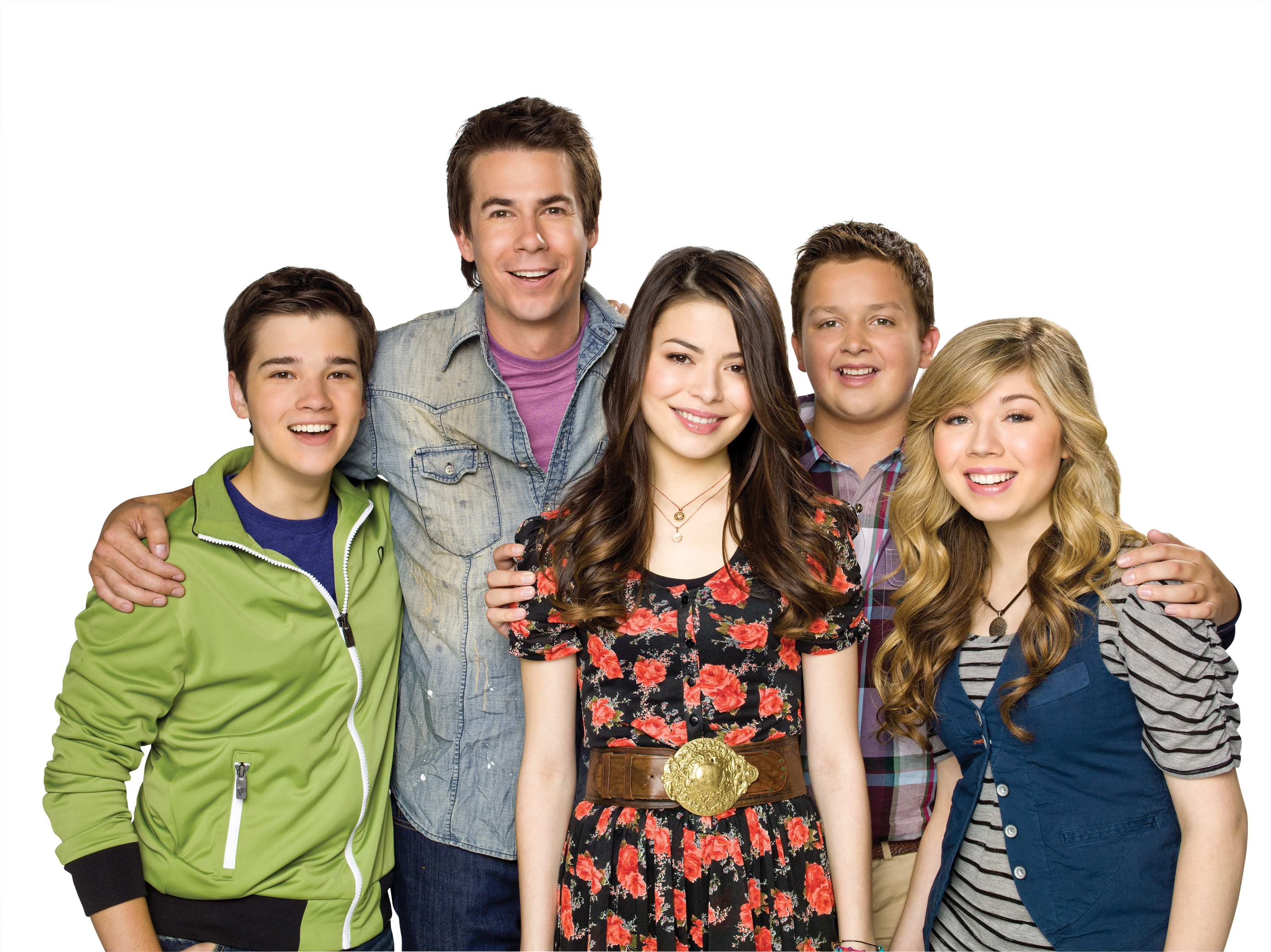 Image - The iCarly Cast.jpg - iCarly Wiki