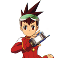 Mega Man Star Force 2 Character Images