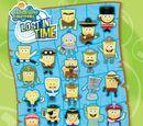 SpongeBob SquarePants - Lost in Time (Burger King Middle East, 2006)