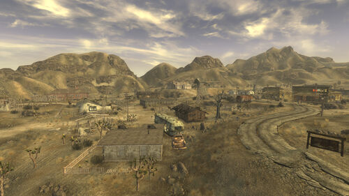 Project Nevada is a mod aiming to make Fallout: New Vegas a more interestin