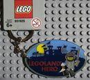 851925 Hero Key Chain