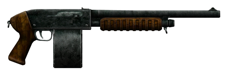 Fallout Riot Shotgun
