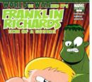Franklin Richards: WORLD be WARned Vol 1 1