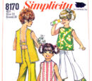Simplicity 8170 A