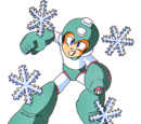 Mega Man 6 Special Weapons Images