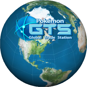 Pokemon global trade system