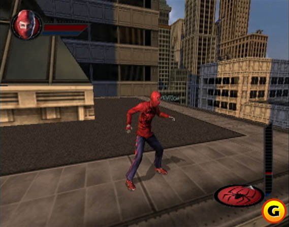 Activar la placa 3D para la XP Spiderman_0418_790screen004