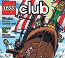 LEGO Club Jr. Magazine January-February 2009