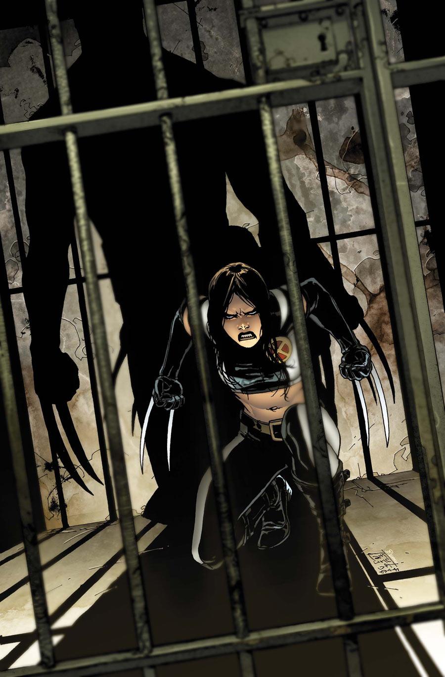 Daken: Dark Wolverine Vol 1 9 - Marvel Comics Database X 23 Daken