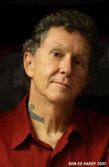 Don Ed Hardy - Tattoos Wiki