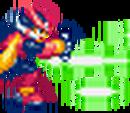 Mega Man Zero 3 sprites