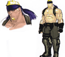Super Street Fighter IV Concept Art