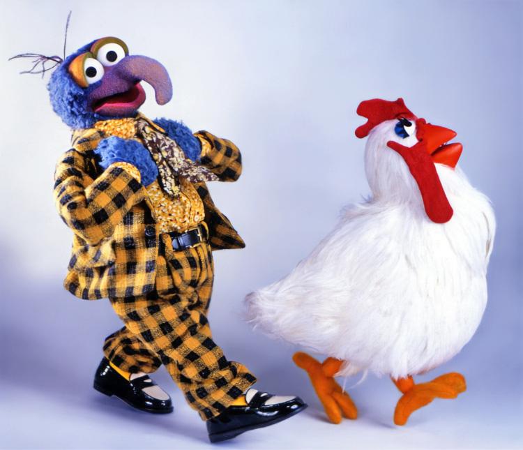 camilla the chicken   muppet wiki
