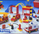 9181 DUPLO Fire and Rescue