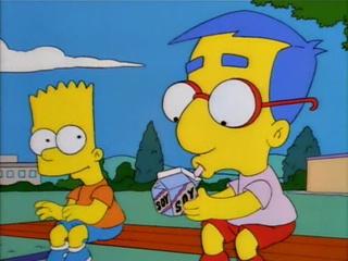 Bart milhouse kindergarden - Bart et milhouse ...